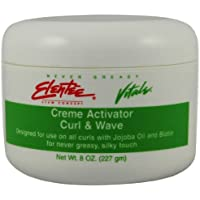 Biotin Texturizing Curl Wave Jojoba Oil Enriched Hair Growth Treatment Frizz-free 8oz - 100% Natural Extracts for Moisturizing Men, Women & Kids - Good On Color Treated Hair
