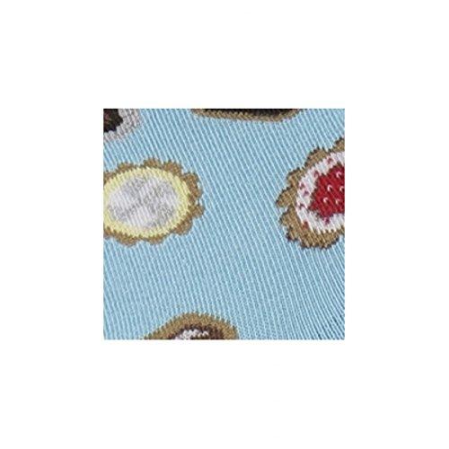 cielo cotone Calzini blu Achile in imbottiti tqRUwW0X