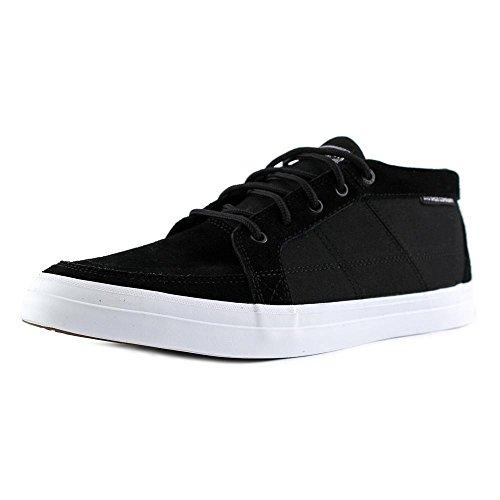 DVS Shoes Men Rivera Boat Shoes Black