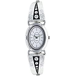 Montana Silversmiths Men's 'Time' Quartz Stainless Steel and Silver Plated Dress Watch(Model: WCH2876D)