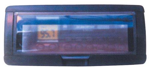 Prospec Electronics RTR600B/BP (BLISTER PACK) Seaworthy Marine Black Manual Opening Flush Mount