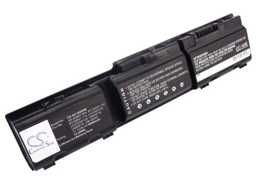 Cameron Sino 6600mAh/73.26Wh Battery Compatible with Acer Aspire