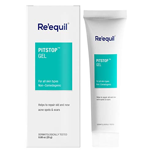 Re Equil Pitstop Gel For Acne Scars Removal And Acne Pits Removal