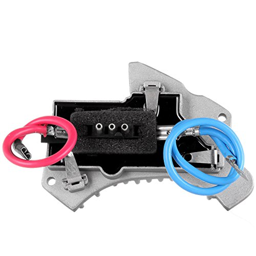 Air Conditioning Heater Fan HVAC Blower Motor Resistor SCITOO Regulator fit 1996 Mercedes-Benz C220 /1999 Mercedes-Benz C230 /1999-2004 Mercedes-Benz CLK320