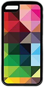 Colorful Pattern Theme for iphone 4/4s Case