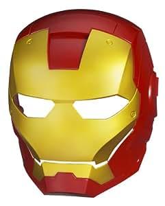 Hasbro Marvel The Avengers - Máscara de Iron Man para niños