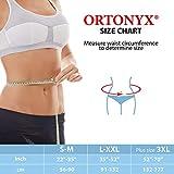 ORTONYX Premium Umbilical Hernia Belt for Men and