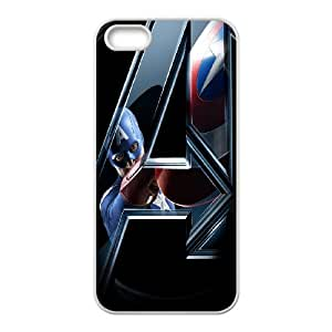 Quotes protective Phone Case captain america For iPhone 5, 5S NP4K03176