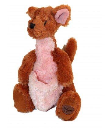 Doudou canguro de peluche mamá Roo pequeño Guru – Winnie The Pooh – H 25 cm