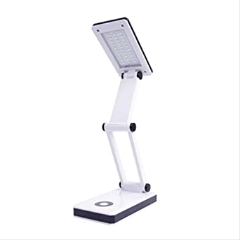 FMWLKJ 30 Lámpara de mesa plegable LED Lámpara de escritorio ...