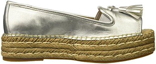 Flat Silver Footwear Parke VITTADINI Sandal ADRIENNE Women UIz60wSq