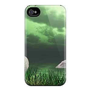 New Arrival Premium 6plus Cases Covers For Iphone (female Swans On The Lake)