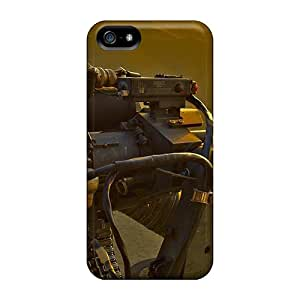 Hot Fashion RwY11468dHDB Design Cases Covers For Iphone 5/5s Protective Cases (gatling)