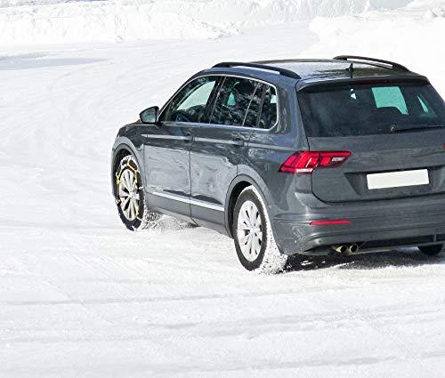 MICHELIN Chaines à neige Extrem Grip Automatique, spéciales SUV, 4×4, CAMPING CAR, VEHICULES UTILITAIRES N°270