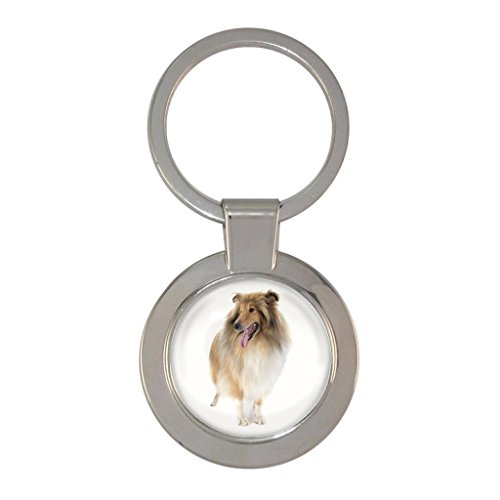 rough-collie-dog-image-metal-chunky-keyring-in-gift-box