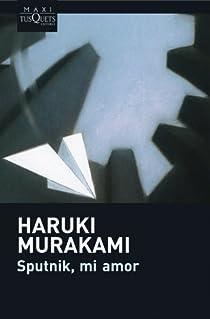Sputnik, mi amor par Murakami