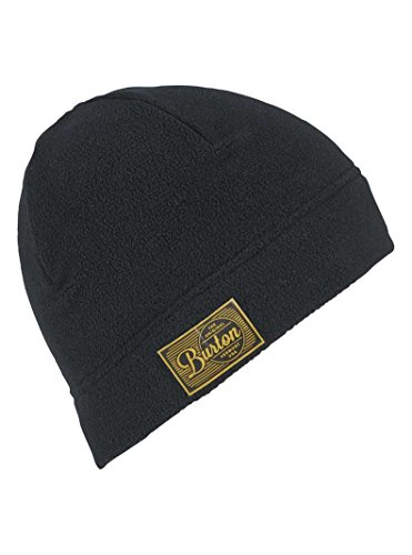 Burton Ember Fleece Beanie True Black 1SZ