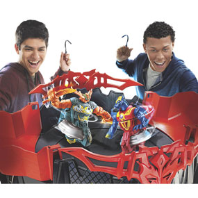 Beyblade Shogun Steel Octagon Showdown Battle Set