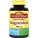 Nature Made Magnesium - 400mg - 150 ct. (pack of 6)