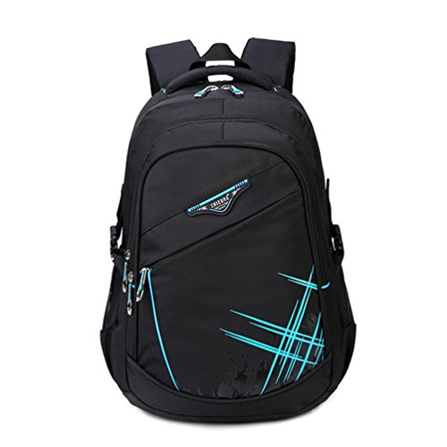 Casual Student Backpack, Durable Children Backpack for School Boys Book Bag - Kid Book Bag