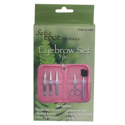 Satin Edge 5 Piece Eyebrow Set