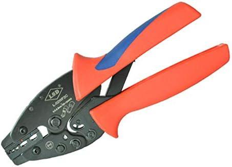 ケーブルカッター 0.5〜2.5mm² ワイヤエンドフェルール用 圧着ペンチ 絶縁ケーブルリンク 手動圧着工具 手動ケーブルカッター