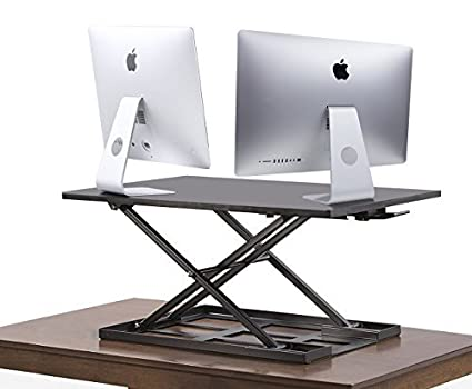 Standing Desk Converter INNOVADESK 32 22 Inches  Standing Drafting Table   Desk Standing