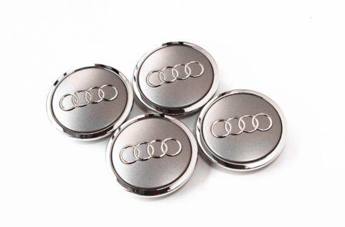 OEM New Set Wheel Center Cap 4B0601170A(69mm) FOR AUDI A3 A4 A6 A8 S4 S6 RS4 RS6 (Set A8 Audi)