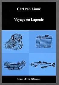 Voyage en Laponie par Carl von Linné