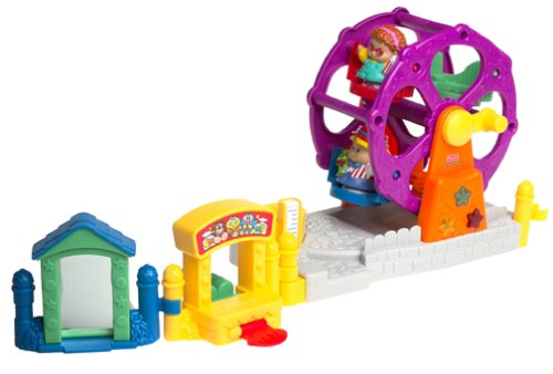 Fisher-Price Little People Musical Ferris Wheel (Fisher Price Ferris Wheel)