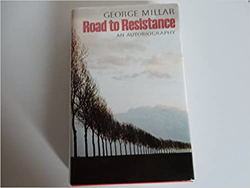 Book Road to Resistance: An Autobiography