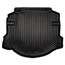 Husky Liners Custom Fit WeatherBeater Trunk Liner for Select Honda Insight Models (Black)