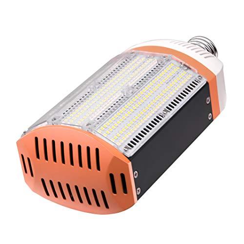 (New Sunshine 100W LED Street Light for Outdoor Large Area -E39 14000Lm 6000K Cool White,for Road Lamp Wall Pack Shoebox Cobra Retrofit kit Flood Light Super Bright (100))