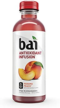 12 Pk. Bai Panama Peach Infused Beverage
