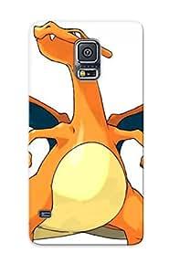 Bthubo-4471-kzcaazv Special Design Back Pok Mon Pok Mon 4ever Phone Case Cover For Galaxy S5