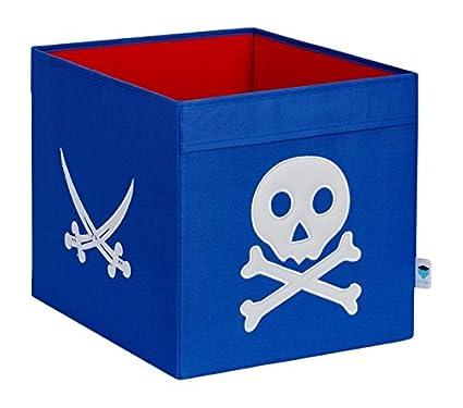 IT 671909 – Caja de almacenaje Abierto, Caja, Apto para Kallax,