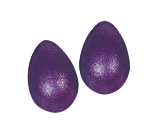 Latin Percussion LPR004-GP RhythMix Egg Shakers - Grape