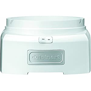 Cuisinart ICE-21FR Frozen Yogurt-Ice Cream & Sorbet Maker 1.5 Quarts (Certified Refurbished) with 1 Year Extended Warranty