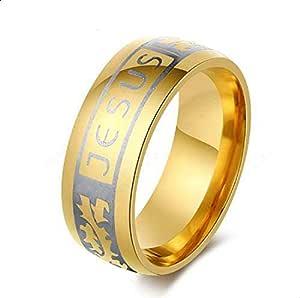 Golden ring for women size 11