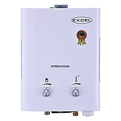 Tankless Gas Water Heater (low Pressure Startup) 1.6 Gpm Lpg Ventfree (propane)
