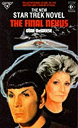 Image of the product The Final Nexus Star Trek that is listed on the catalogue brand of .