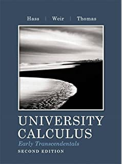 University calculus early transcendentals 3rd edition joel r university calculus early transcendentals 2nd edition fandeluxe Gallery
