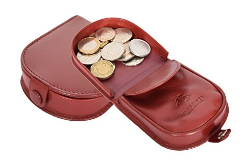 Purse Gift Case TOP Pouch Real Change Red Boxed Leather Wallet Tray Quality Peru Pocket Coin Black xxqwvU