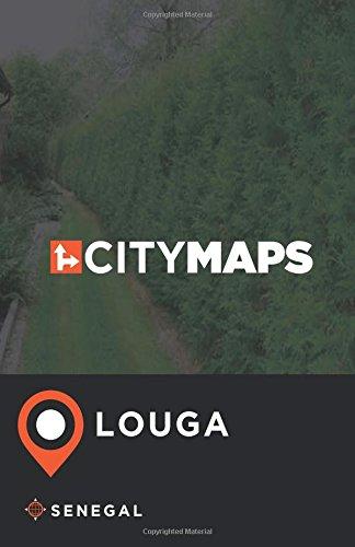 City Maps Louga Senegal