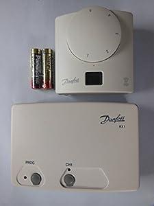 danfoss randall brf plus rx1 thermostat diy tools. Black Bedroom Furniture Sets. Home Design Ideas