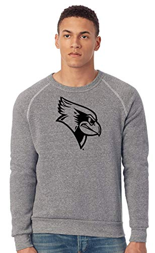 - J2 Sport Illinois State Red Birds NCAA Unisex Champ Eco-Fleece Solid Sweatshirt