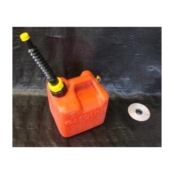 Amazon Com Ez Pour A1 Chilton Gas Can Adapter Set Automotive
