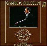 #7: Garrick Ohlsson: The Complete Chopin Piano Works Vol. 11 - Mazurkas