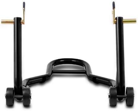 B/équille de Range Moto Arri/ère pour Honda Transalp XL 700 V ConStands Mover II Universel noir