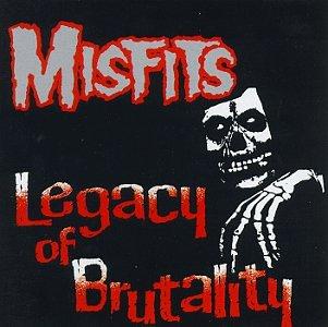 Vinilo : Misfits - Legacy of Brutality (LP Vinyl)